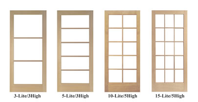 Interior Doors, Wood Doors By Homestead - The affordable door store